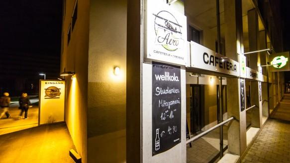 Cafe Aero – Cafeteria & Crêperie