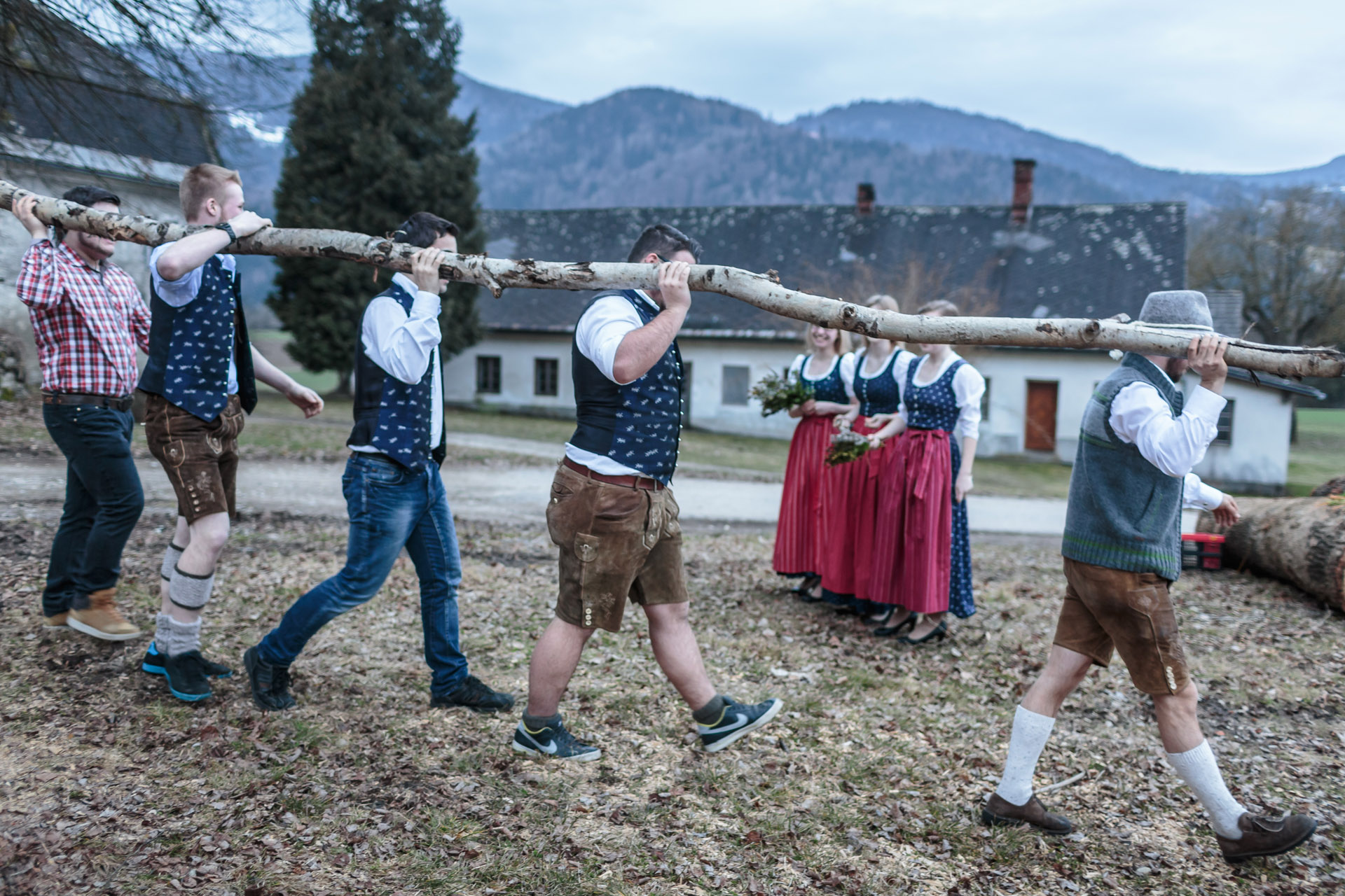 Traditional Carinthia